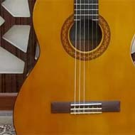 فروش گیتار مدل c70 در حد آکبند