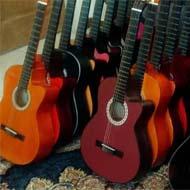 فروش انواع گیتار آکبند و نو