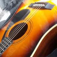 فروش گیتار آکوستیک بدون خط و خش مدل  F370