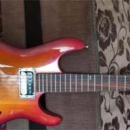 گیتار الکتریک آکبند