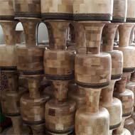 فروش انواع تنبک ساخته شده با چوب گردو