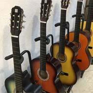 انواع گیتار با طرح و رنگ متنوع